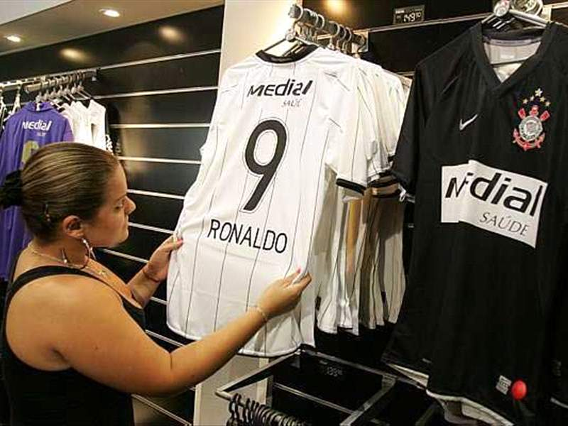 on sale e3b82 5e67f Ronaldo To Wear The Corinthians No.99 Jersey | Goal.com