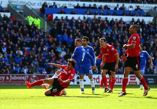 Cardiff City 1-2 Chelsea: Schurrle & Torres complete Blues comeback