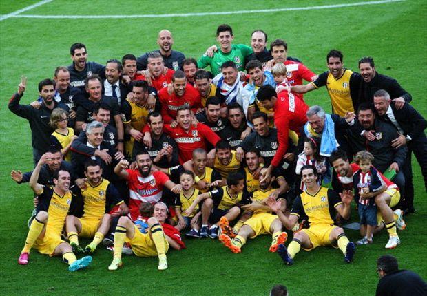 David Villa y Diego Costa, titulares en el Atlético de Madrid