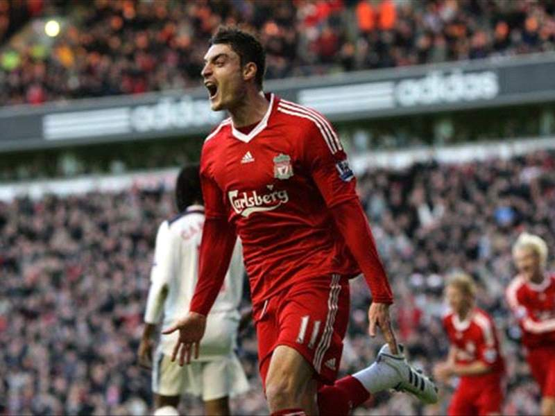 Liverpool Winger Albert Riera Set For Move To Olympiakos