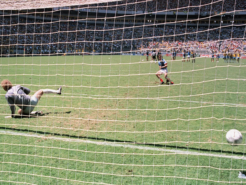 Image result for alemania vs mexico 1986 penales