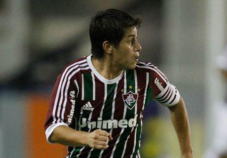 Fluminense desmente volta de Conca