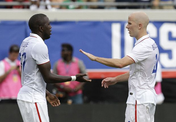 USA 2-1 Nigeria: Altidore strikes twice to hand Klinsmann's side a timely boost