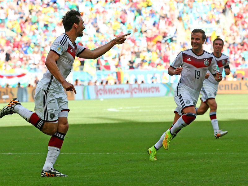 Hummels: Manchester United? Maybe some day