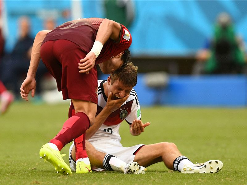 Portugal defender Pepe suspended for USA match