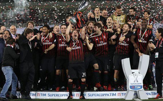 Supercoppa infinita: trionfo Milan ai rigori