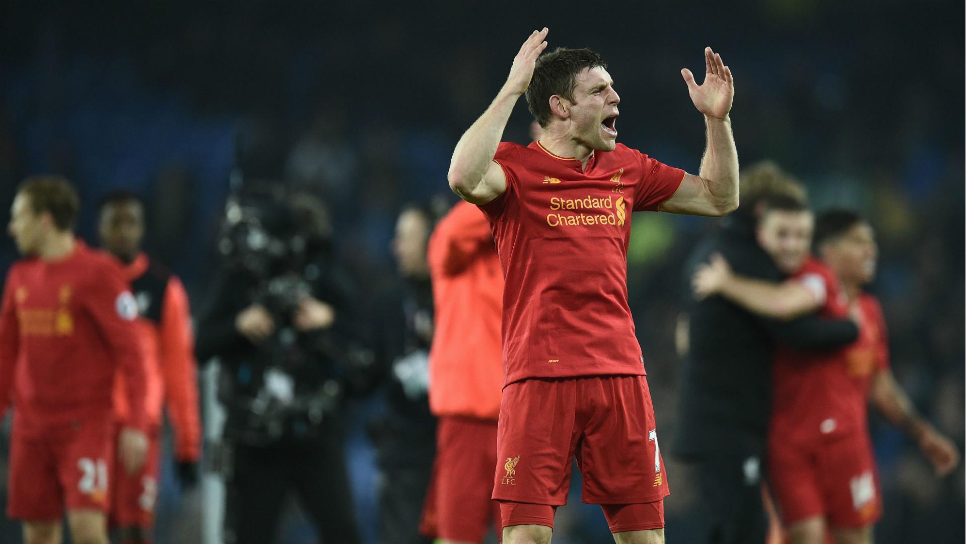 James Milner: From Bit Part At City To Big Shot At