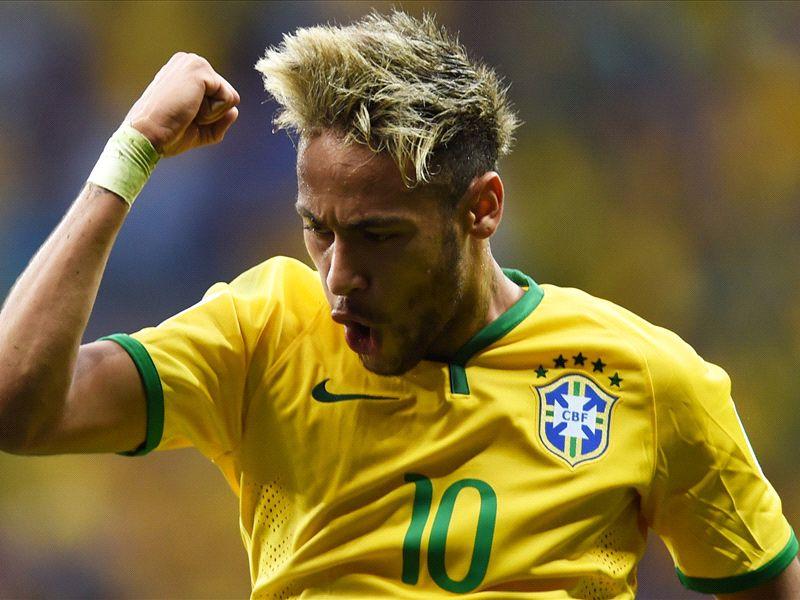 Neymar to captain Brazil