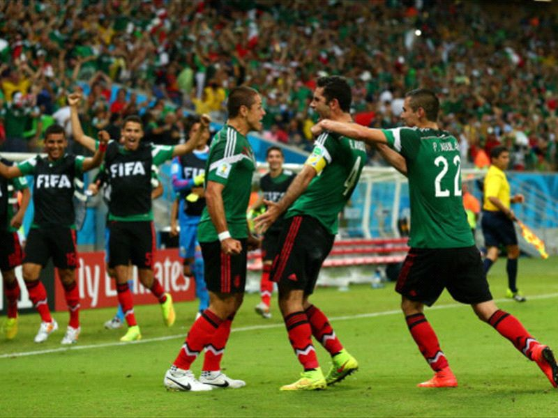 Mexico vs. Croatia: The good, the bad and the ugly