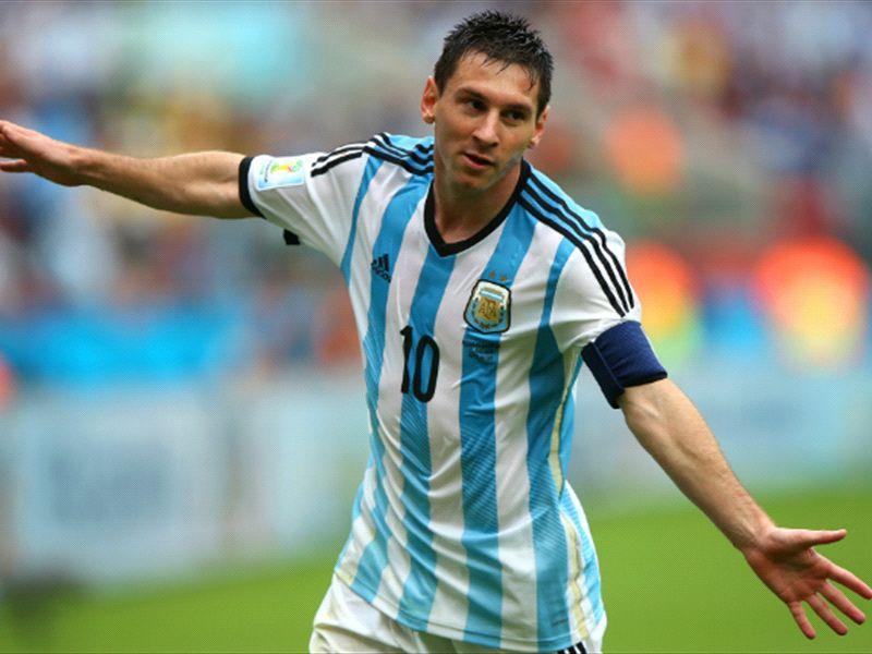 Lionel Messi, Neymar, Thomas Müller y el XI ideal de la fase de grupos del Mundial