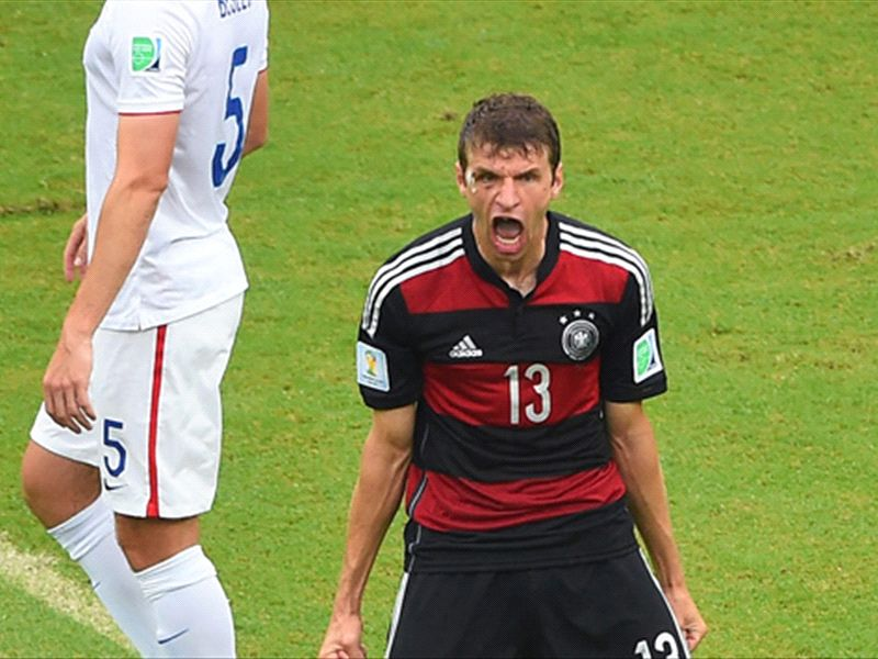 Muller: Germany have big World Cup plans