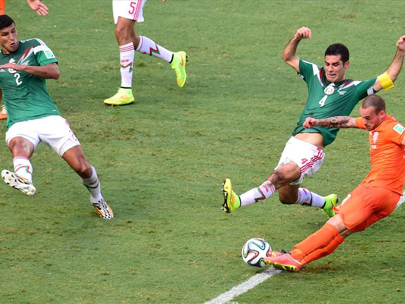 Netherlands vs. Mexico: The good, the bad and the ugly