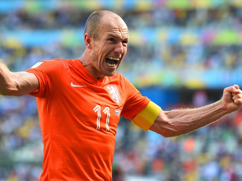 Dutch courage overshadowed by Robben dive