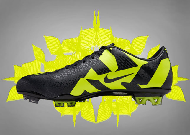 A Timeline of Nike Mercurial Boots - 2011  Nike Mercurial Vapor ... e33bbf72e
