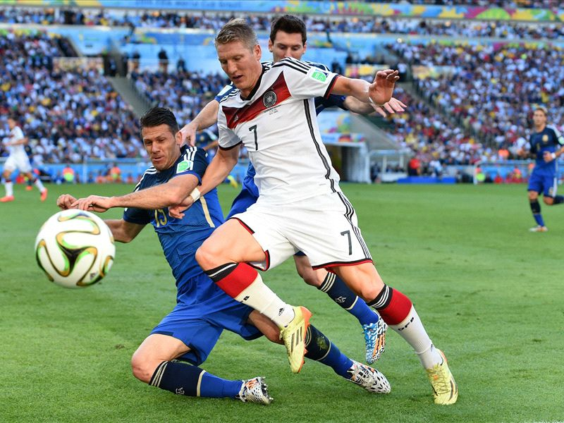 Schweinsteiger named new Germany captain