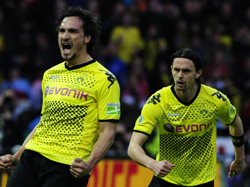 Hummels named Dortmund captain