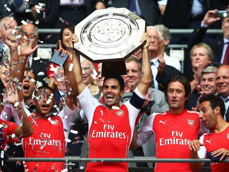 Wenger: Arteta new Arsenal captain