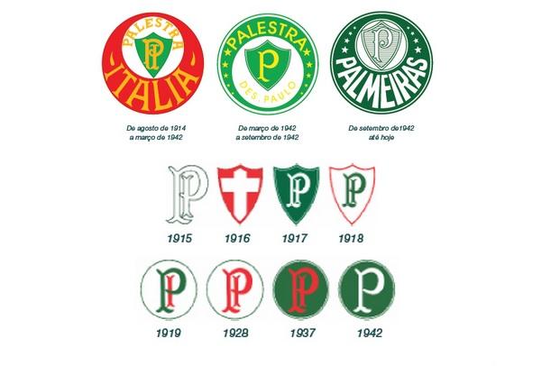 Entre os escudos institucionais (primeira linha) e625dc5ae655d