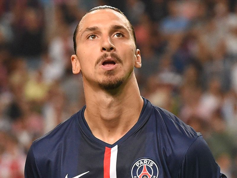 Ibrahimovic: Of course I'm the 'son of God'