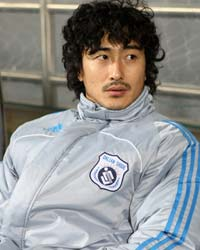 Jung-Hwan Ahn, South Korea International