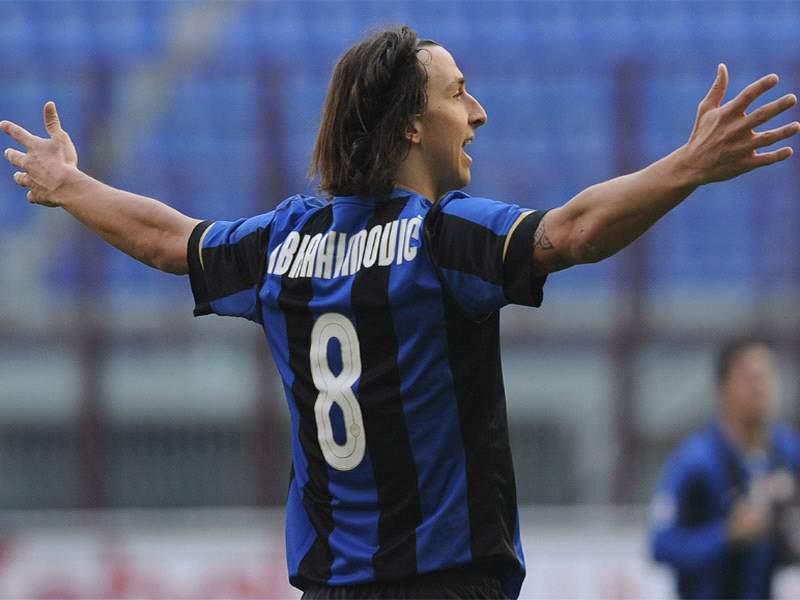 buy online 6edc7 461f2 Zlatan Ibrahimovic To Wear Number 10 Inter Jersey Next ...
