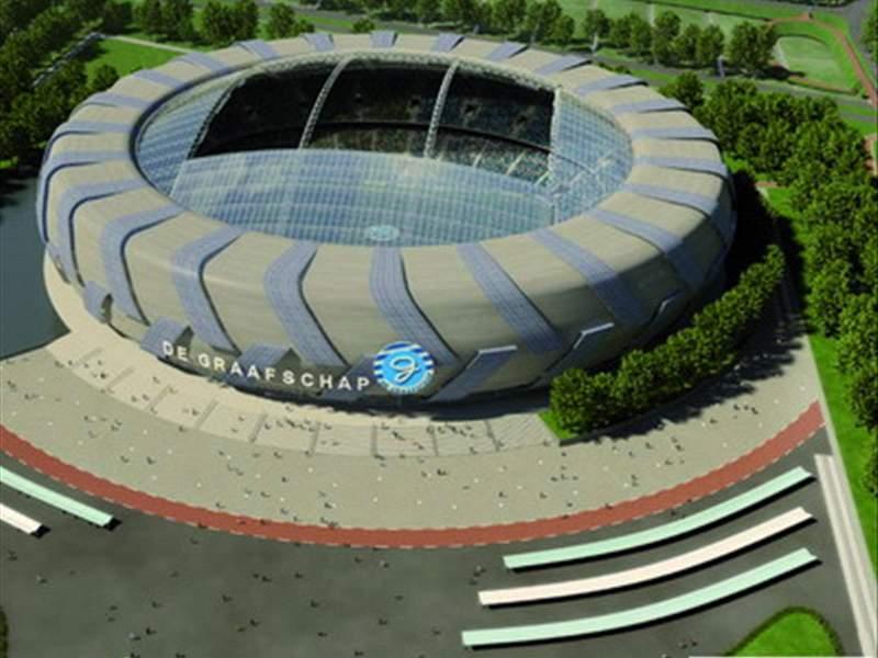 Eerste Ontwerp Nieuw Stadion De Graafschap Gepresenteerd