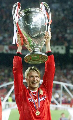 Beckham's top 5 moments in the Champions League - David ...