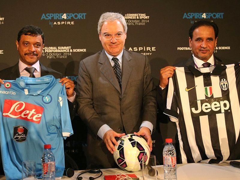 Juventus-Napoli è anche sfida tra fatturati: a Doha in campo 550 milioni