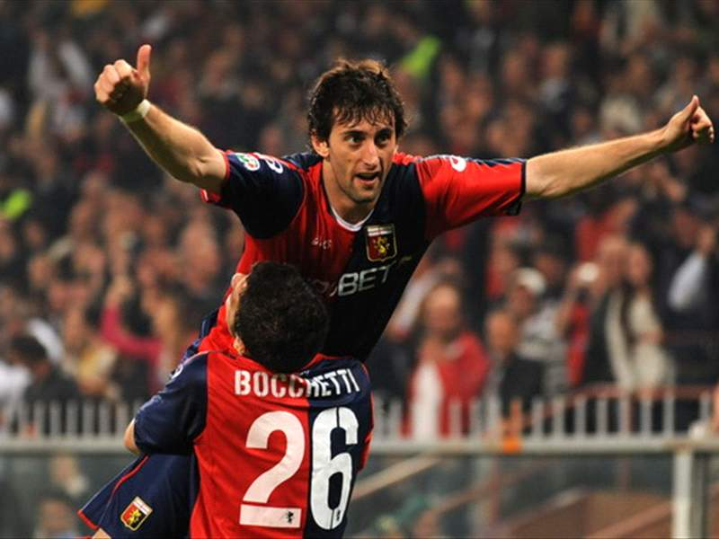 Milan Join Inter In Diego Milito Race – Report | Goal.com