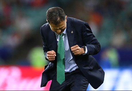 Juan Carlos Osorio: I have my list for Russia