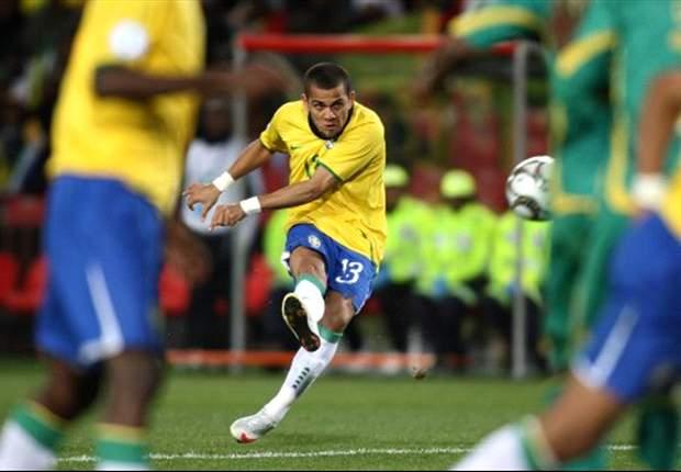 Iran 0-3 Brazil: Alves, Pato And Nilmar Lead Selecao To Historic Win