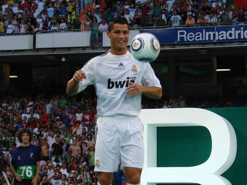 release date: f2255 ce748 Cristiano Ronaldo Takes Squad Number 9 At Real Madrid | Goal.com