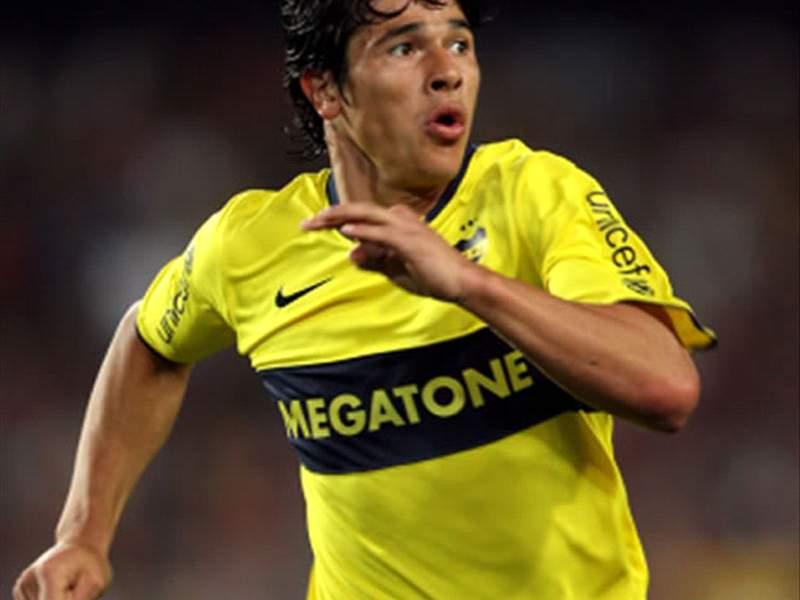 Facundo Roncaglia Boca Juniors