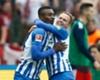 Salomon Kalou ends five-month goal drought as Hertha Berlin hold Borussia Dortmund