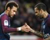 Alves blasts critics of 'special' Neymar