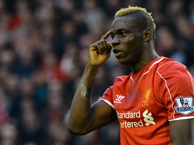 Liverpool striker Balotelli charged by FA