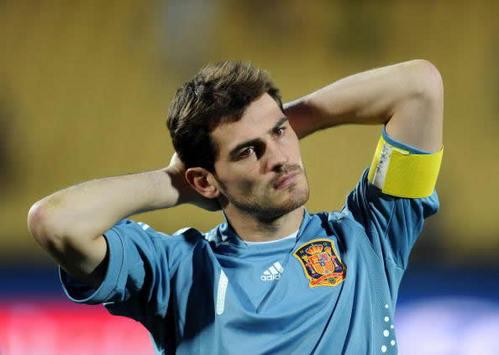 Iker Casillas - Spain (Getty Images)