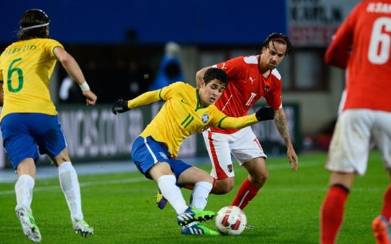 Oscar Brazil Austria 18122014