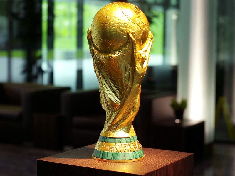 World Cup Trophies Stolen From Fifa Offices In Johannesburg Report Goal Com