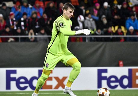 Real Madrid sign Ukrainian starlet Lunin