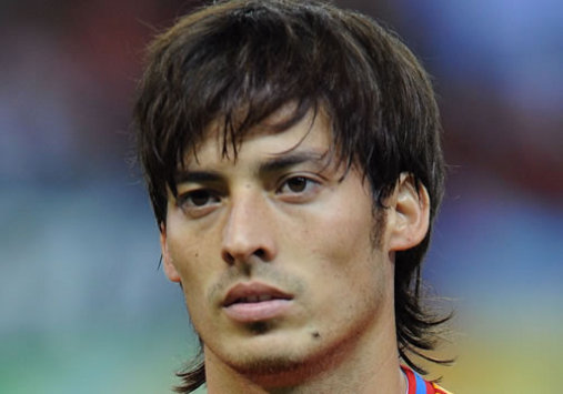 David Silva, Spain (Getty Images)