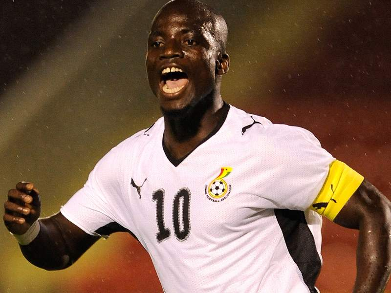 EXCLUSIVE: Ghana Former Captain Stephen Appiah Hailed For Quitting  International Football At The Right Time | Goal.com