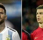 Rooney picks 'greatest ever' between Messi & Ronaldo