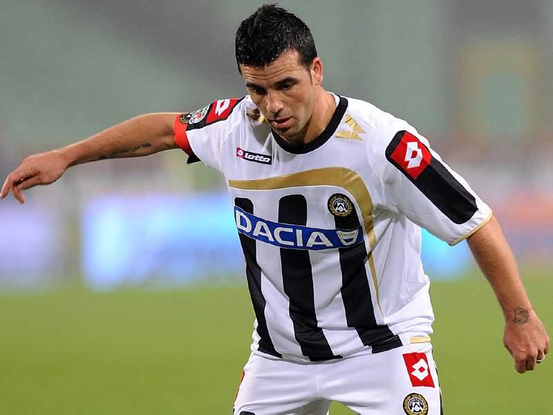 Antonio Di Natale.Goal Com 50 Antonio Di Natale 43 Goal Com