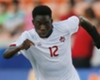 Alphonso Davies joins new Bayern team-mates