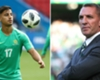 Arzani earns Rodgers' praise as Celtic deny exit clause