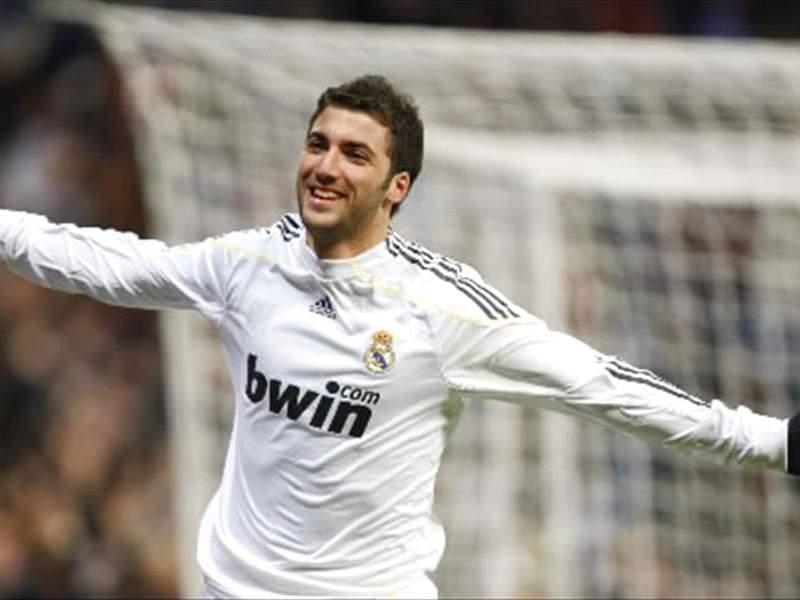جونزالو هيجواين : ما يحدث لي مع ريال مدريد من نجاح شيء جنوني   Goal.com