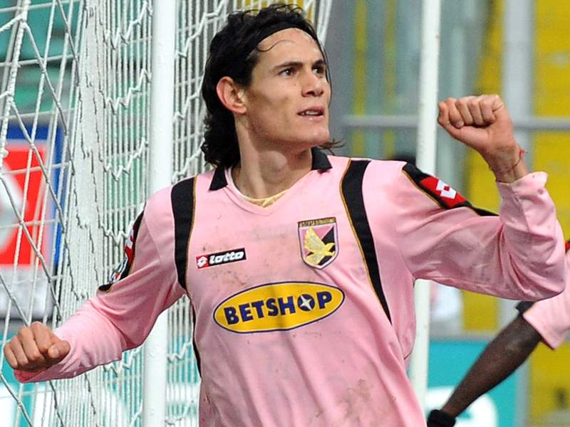 new arrive 58962 c4c45 Chelsea target Edinson Cavani: I will stay if Palermo make ...