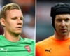 Leno determined to impress for Arsenal during Cech absence