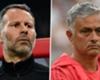 Giggs defende permanência de Mourinho no United!